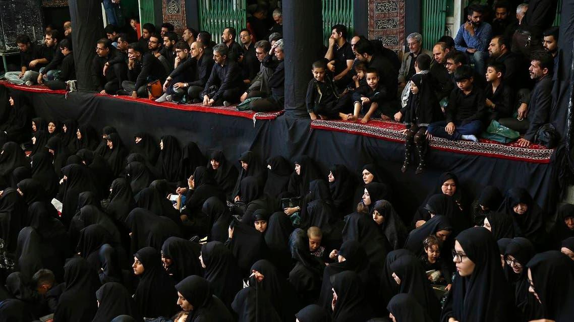 Iran ashura (AP)