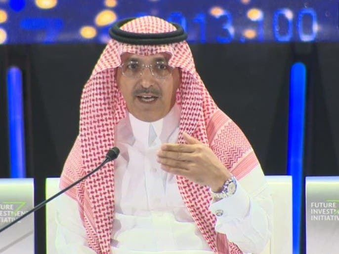 الجدعان:نمو الدخل غير النفطي للسعودية 48% بالربع الثالث