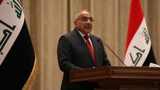 العراق.. عبدالمهدي يتوعد من تسبب بفشل جلسة التصويت