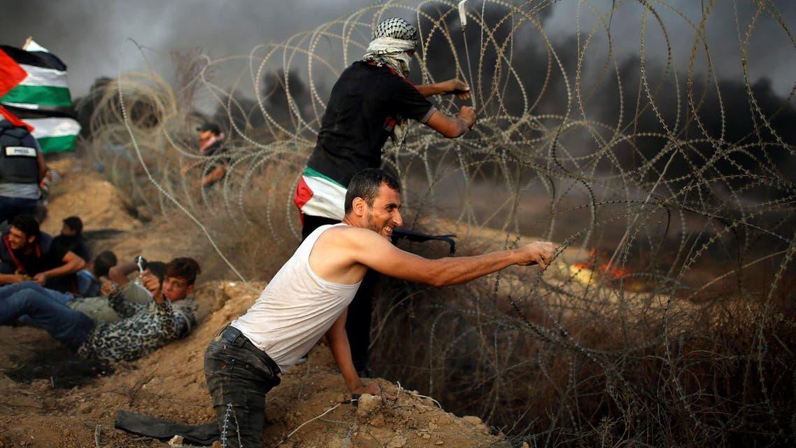 غزة.. مقتل 4 فلسطينيين برصاص الاحتلال