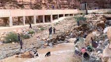 Flash floods in Jordan kill nine people