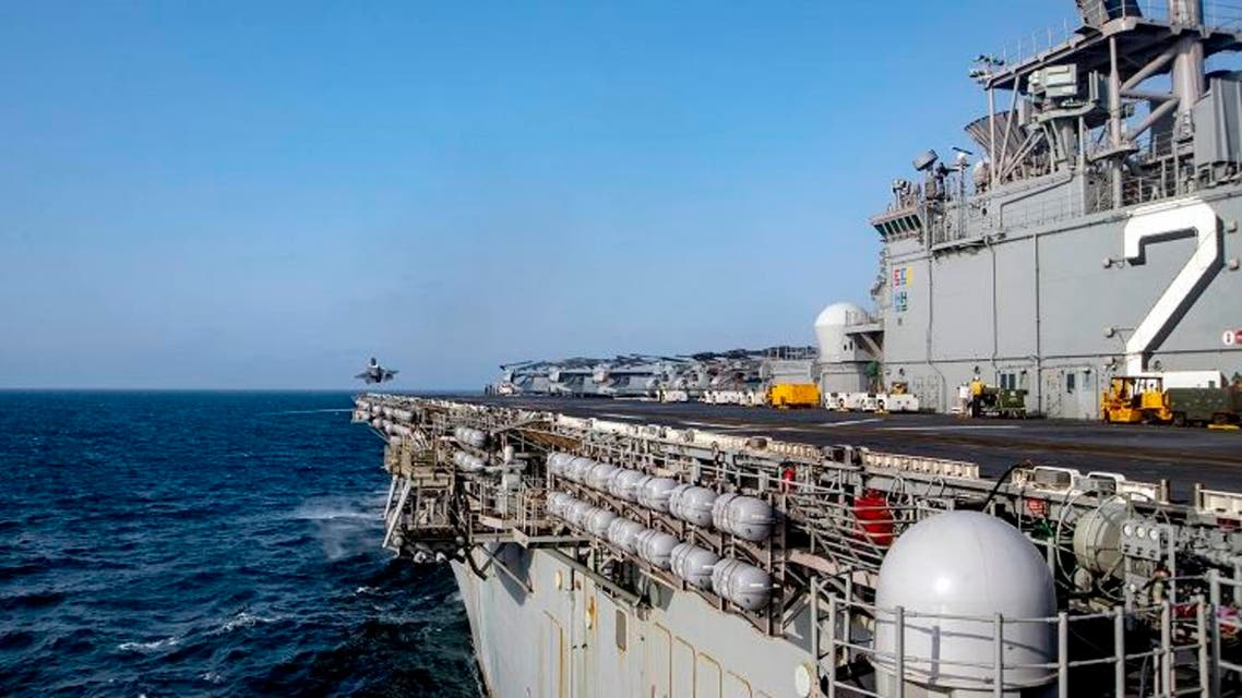 USS Essex AP