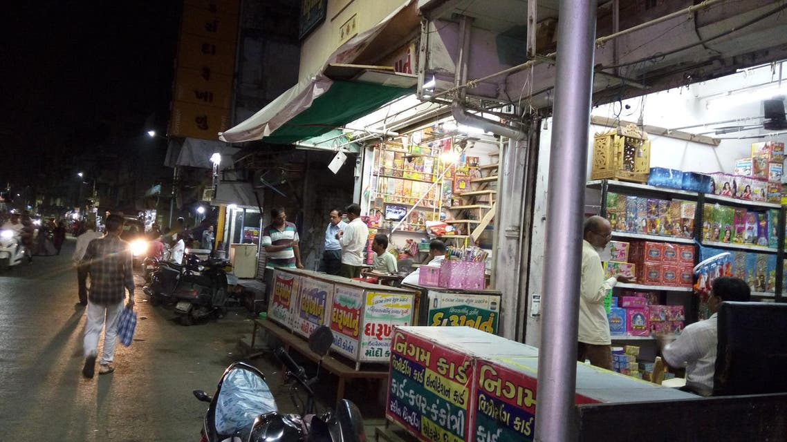 Sales of firecrackers have nosedived in India. (Supplied)