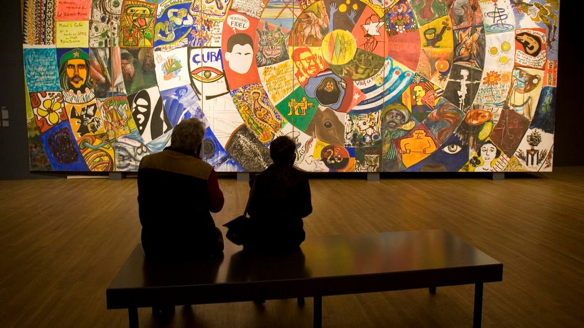 Montreal Museum of Fine Arts (AFP)