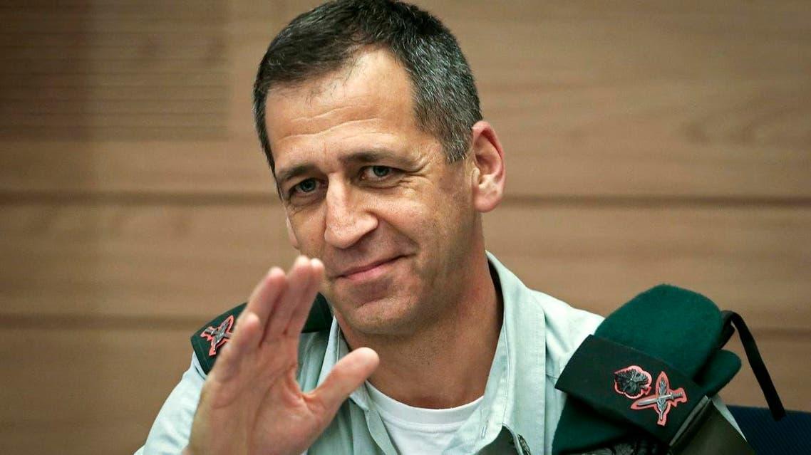 Israeli General Aviv Kochavi (AFP)