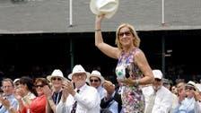 WTA dedicates No.1 trophy to honor Chris Evert