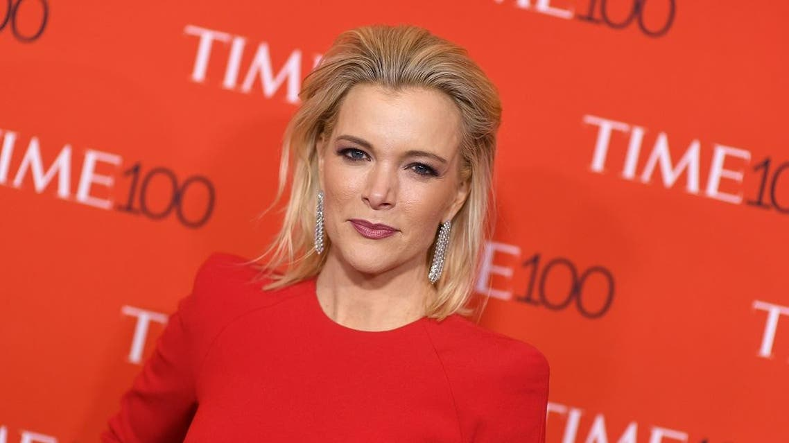Megyn Kelly attends the TIME 100 Gala celebrating its annual list of the 100 Most Influential People In The World at Frederick P. Rose Hall, Jazz at Lincoln Center on April 24, 2018. (AFP)