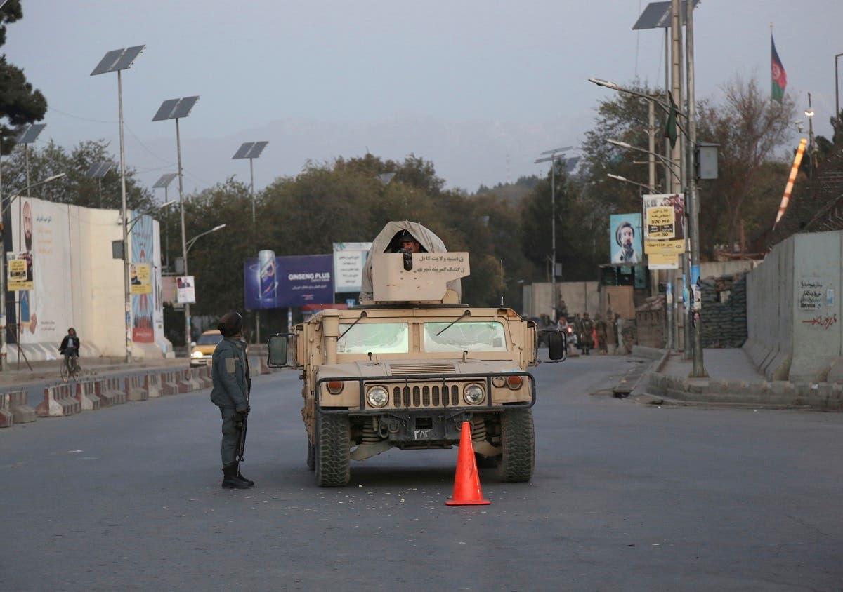 Afghan Security Kabul (AP)
