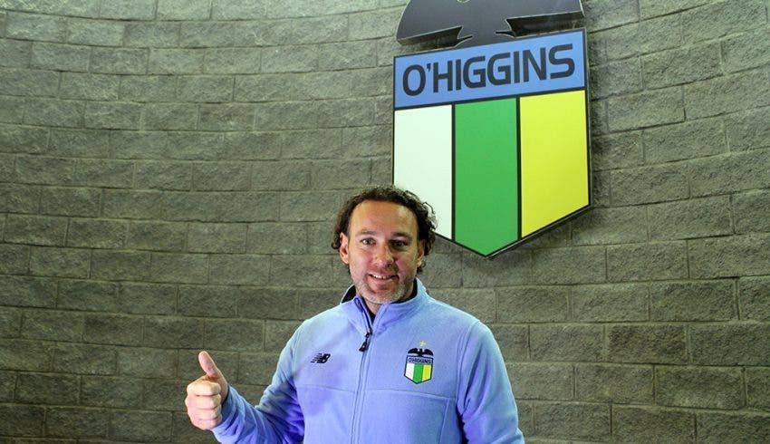 ميليتو مدرباً لأوهيغينز التشيلي
