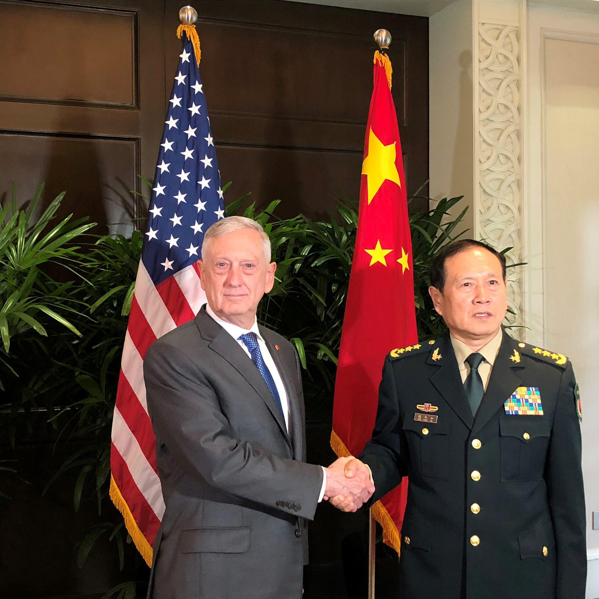 وزير الدفاع الصيني يزور واشنطن الأسبوع المقبل