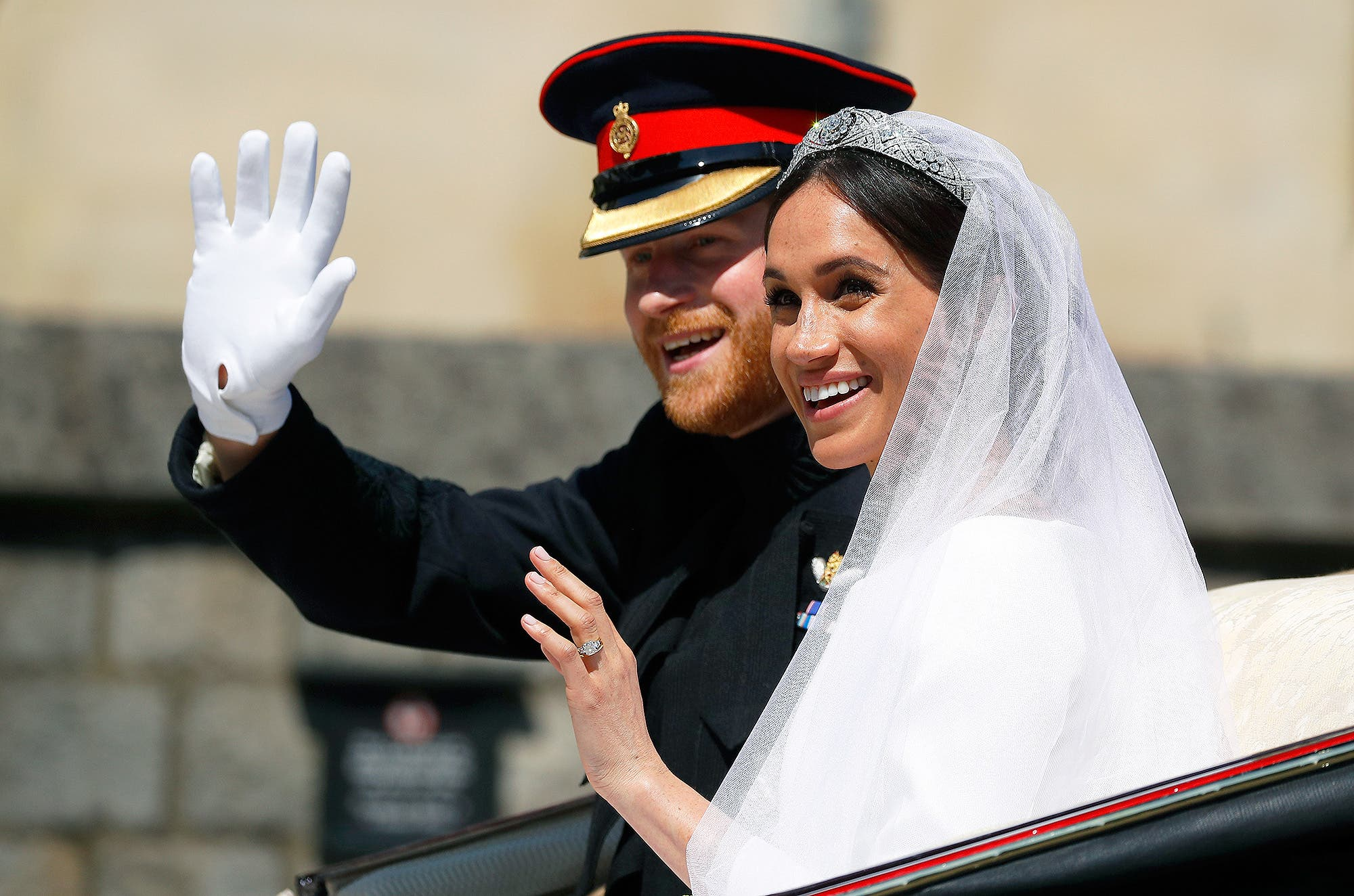 meghan-markle-prince-harry-royal-wedding-luncheon-details-procession