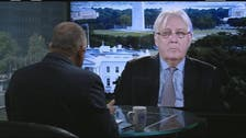 Diplomatic Avenue: UN envoy Griffiths says Yemen talks expected late November