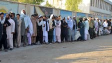 Afghans vote in Kandahar's delayed polls, amid Taliban suicide attack elsewhere