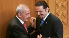 Lebanon's Hariri after meeting Berri: Cabinet will be formed in coming days