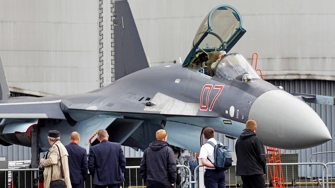 Su-35 سو 35