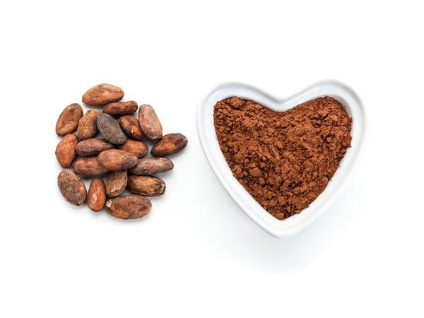 تناول الكاكاو يومياً لتحافظ على صحة قلبك