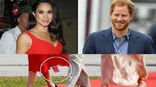 جزیرہ ٹوگو کے ہوائی اڈے پر شہزادہ ہیری کی اہلیہ سے سرزد سنگین غلطی