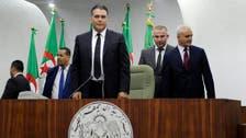 Algeria's parliament president Mouad Bouchareb submits resignation