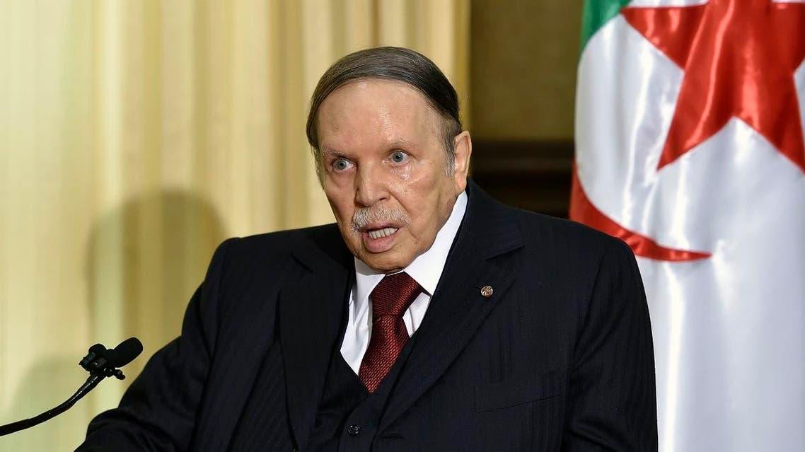 Bouteflika (AFP)