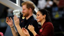 Prince Harry and wife Meghan attend final day of Invictus Games in Sydney