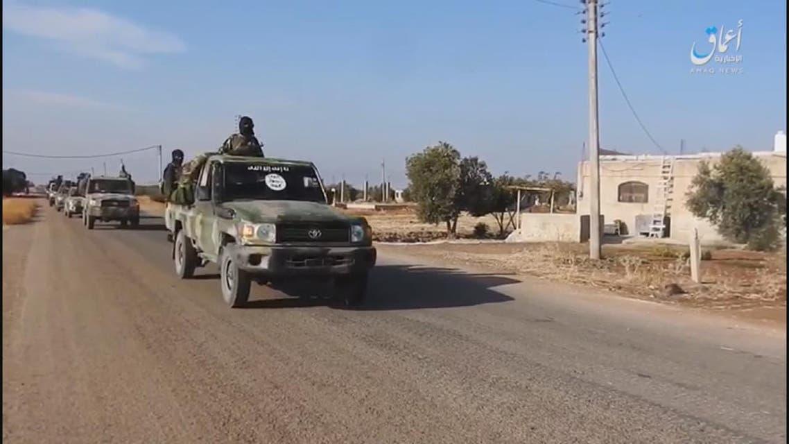THUMBNAIL_ داعش يتقدم من جديد في دير الزور