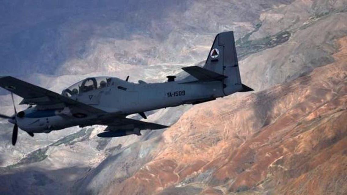 ارتش افغان دو قرارگاه طالبان را آماج حملات هوایی قرار داد