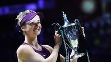 Elina Svitolina subdues Stephens to claim WTA Finals triumph