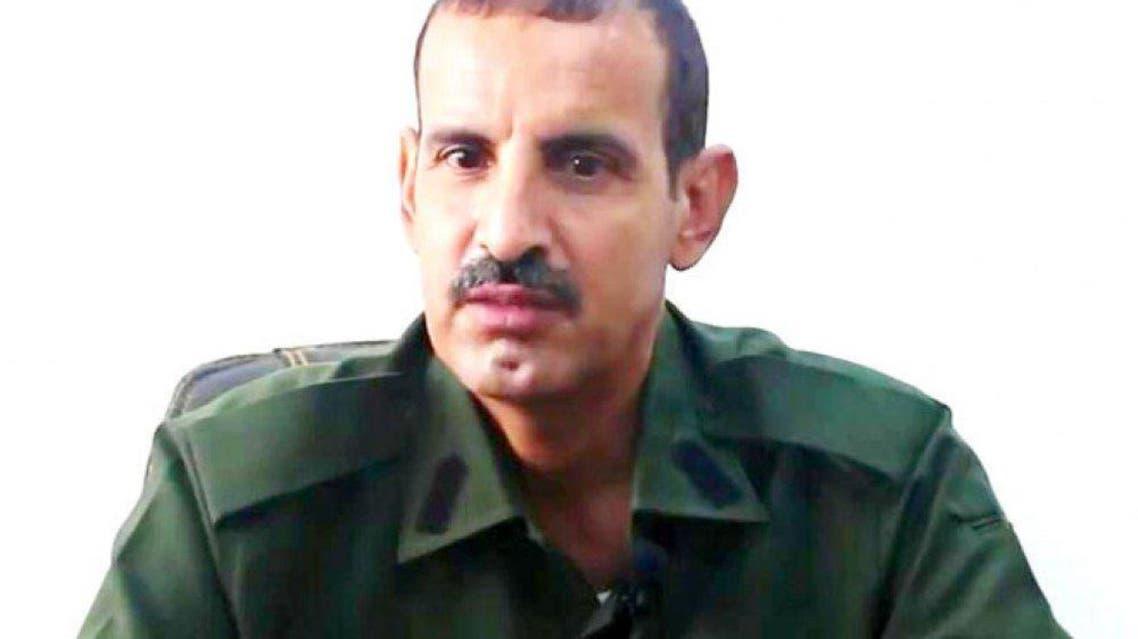 Yemen anti-narcotics chief. (Supplied)