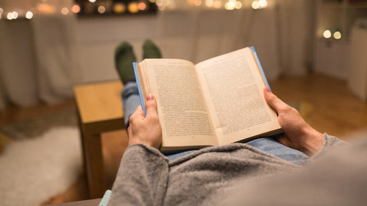 القراءة تؤثر على منطقة في الدماغ مرتبطة باللغة والإحساس