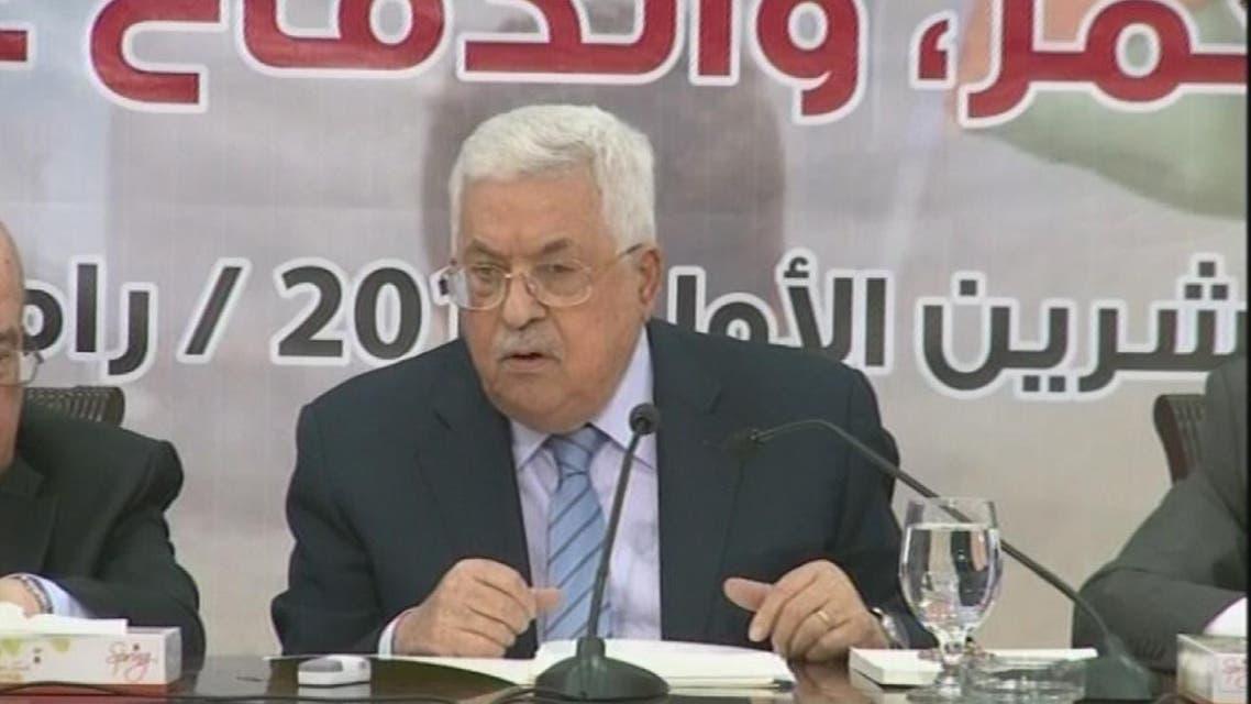 THUMBNAIL_ عباس يلوح بمعاقبة حماس... وقرارات مصيرية في الانتظار