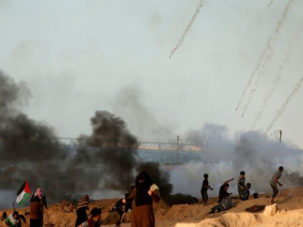 غارات إسرائيلية تستهدف مواقع لحماس شمال غزة