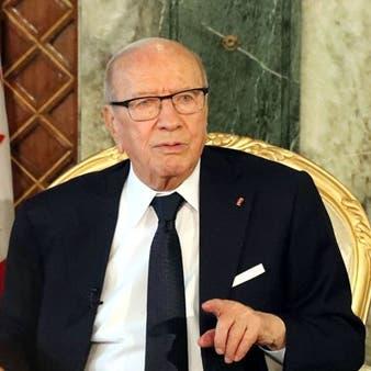 السبسي: الإرهاب ما زال قائماً في تونس