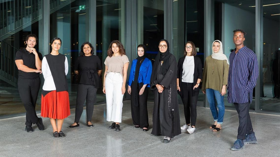 A diverse group of nine young artists, writers, architects, creative designers, animators, social entrepreneurs and coders comprises the inaugural Jameel Arts Centre Youth Assembly. (Supplied)