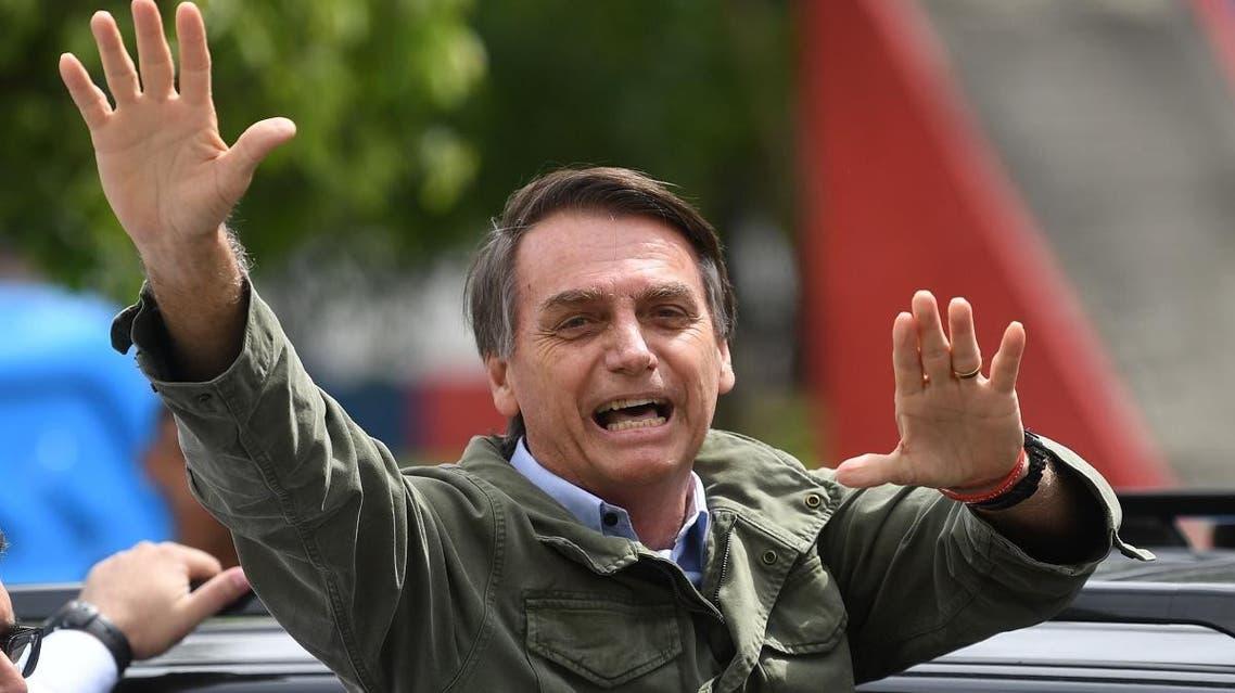 Brazil Bolsonaro (AFP)