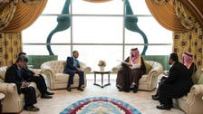 Saudi king sends written message to Malaysian prime minister