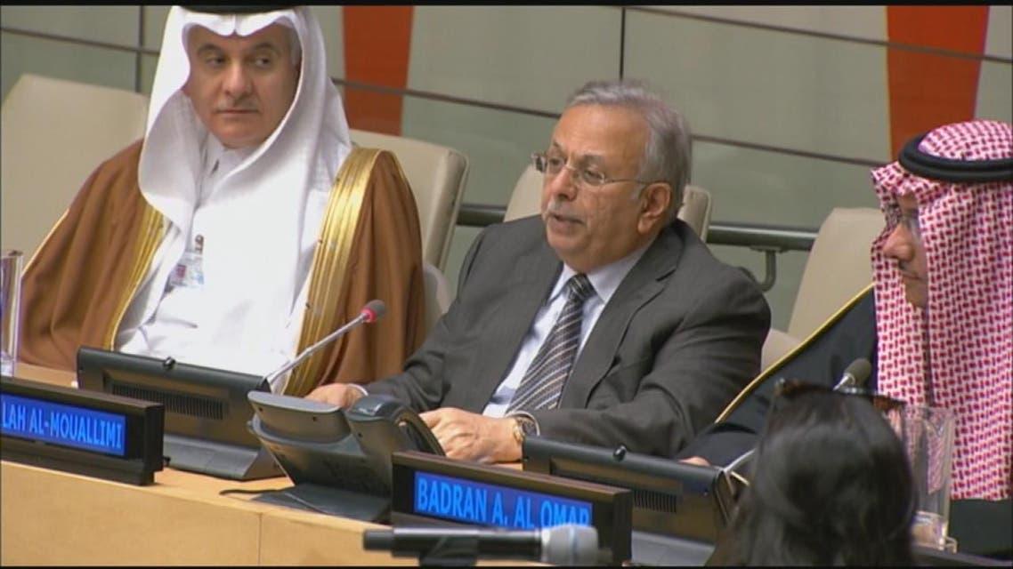 THUMBNAIL_ المعلمي: جائزة الأمير سلطان للمياه بمثابة جائزة نوبل