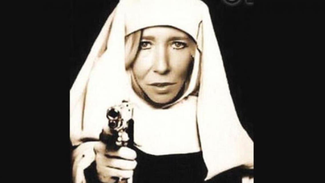 الأرملة البيضاء سالي جونز