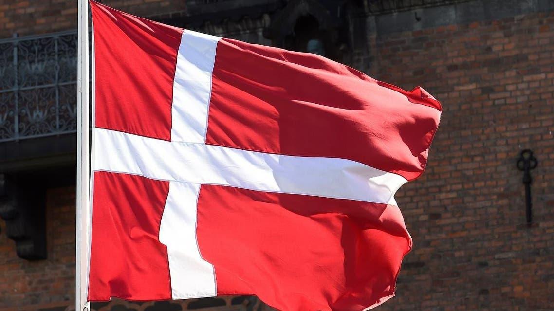 A Danish flag is pictured in Copenhagen, Denmark April 19, 2017. (Reuters)
