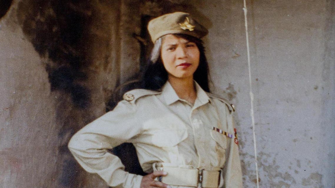 Pakistani Christian Asia Bibi, a mother of five, was sentenced to death for blasphemy in 2010. (Family photo via Reuters)