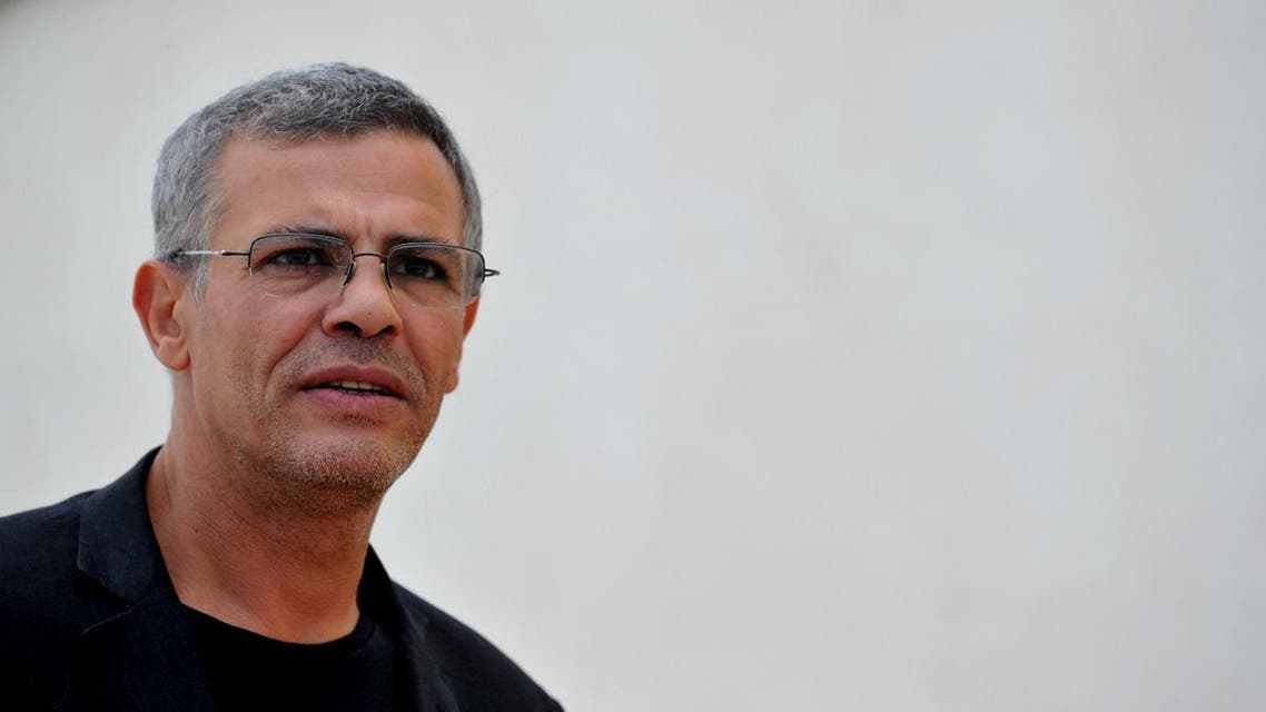 "In this file photo taken on October 16, 2013 French-Tunisian director Abdellatif Kechiche poses during a photocall to promote the release of the movie ""La Vita di Adele"" (Blue Is the Warmest Colour) in Rome. (AFP)"