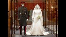 برطانیہ: وِنڈسر محل میں شہزادہ ہیری اور میگن مارکل کی شادی کے لباس کی نمائش