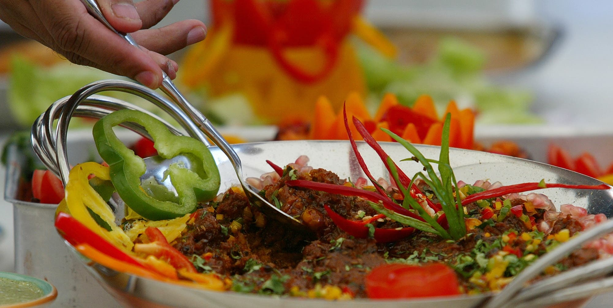 Indian curries have been hot favorite of British diners for decades (File photo: AP)