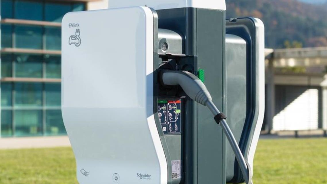 Jeddah car charger eco friendly (Supplied)