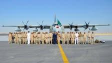"""مصر """"عربوں کی ڈھال 1"""" فوجی مشقوں کا میزبان"""