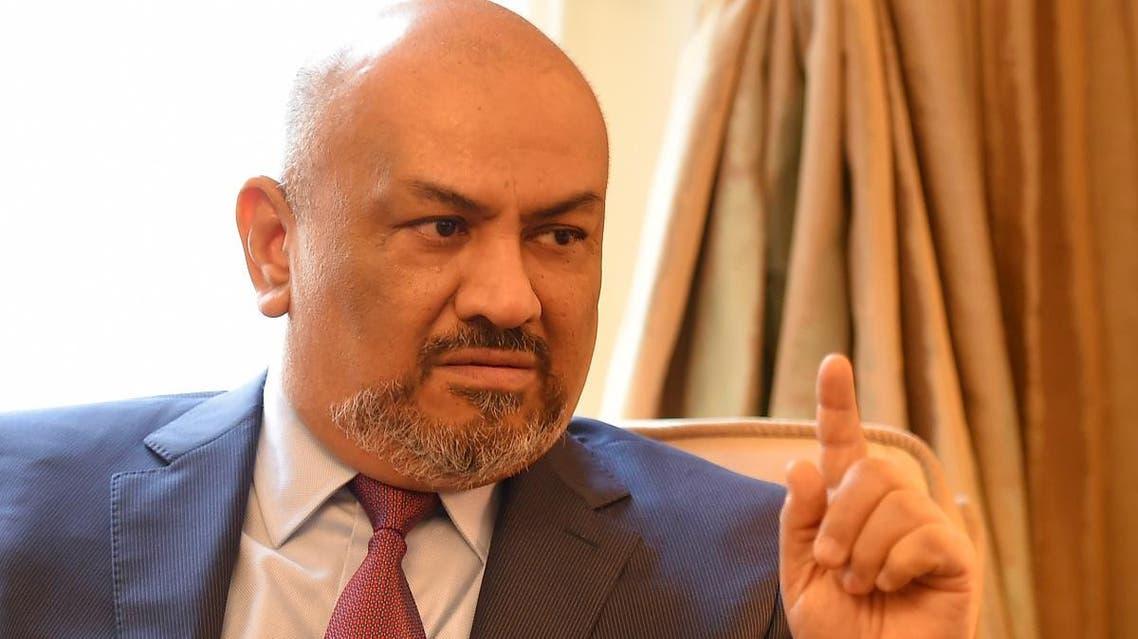 Yemen FM (AFP)