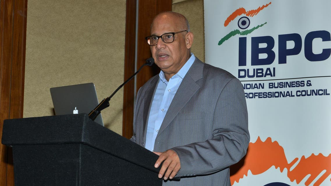 In September 1979, Suresh Kumar was headhunted for treasurer's role in a large Government of Dubai project. (Supplied)