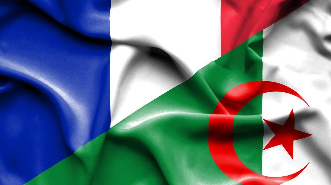 iStock France - Algeria flags أعلام فرنسا و الجزائر