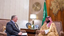 Saudi Crown Prince meets with American Evangelical Christian leaders