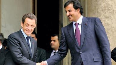 """ساركوزي لأمير قطر: المونديال مقابل """"بي إن"""" وشراء باريس"""