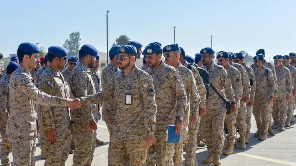 "The exercises called ""The Shield of the Arabs 1"" are due to be held from Nov. 3-16. (Al Arabiya)"